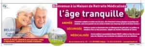 Maison de retraite médicalisée