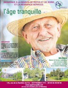 Parution Age Tranquille