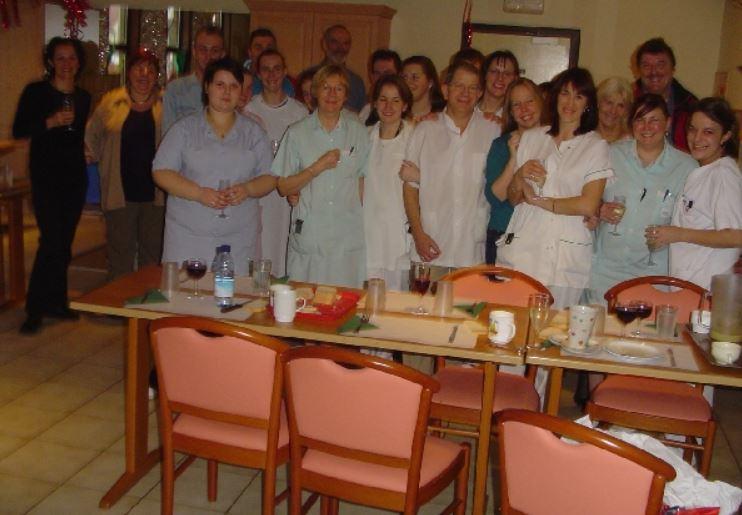 Personnel paramédical