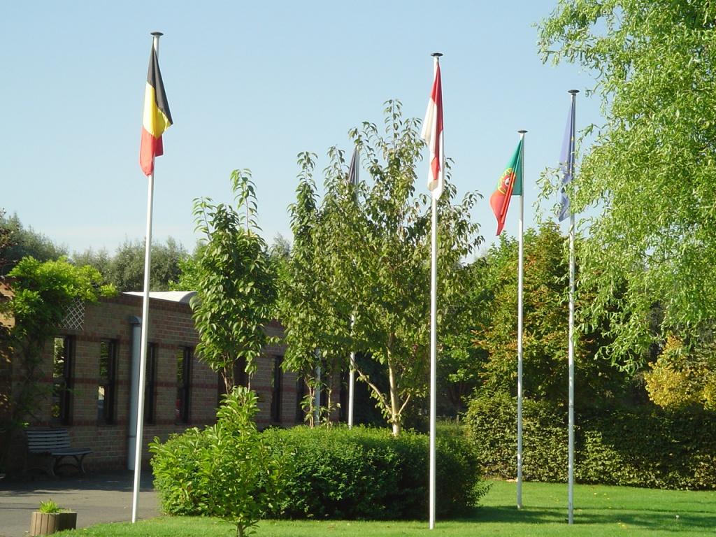 drapeaux age tranquille