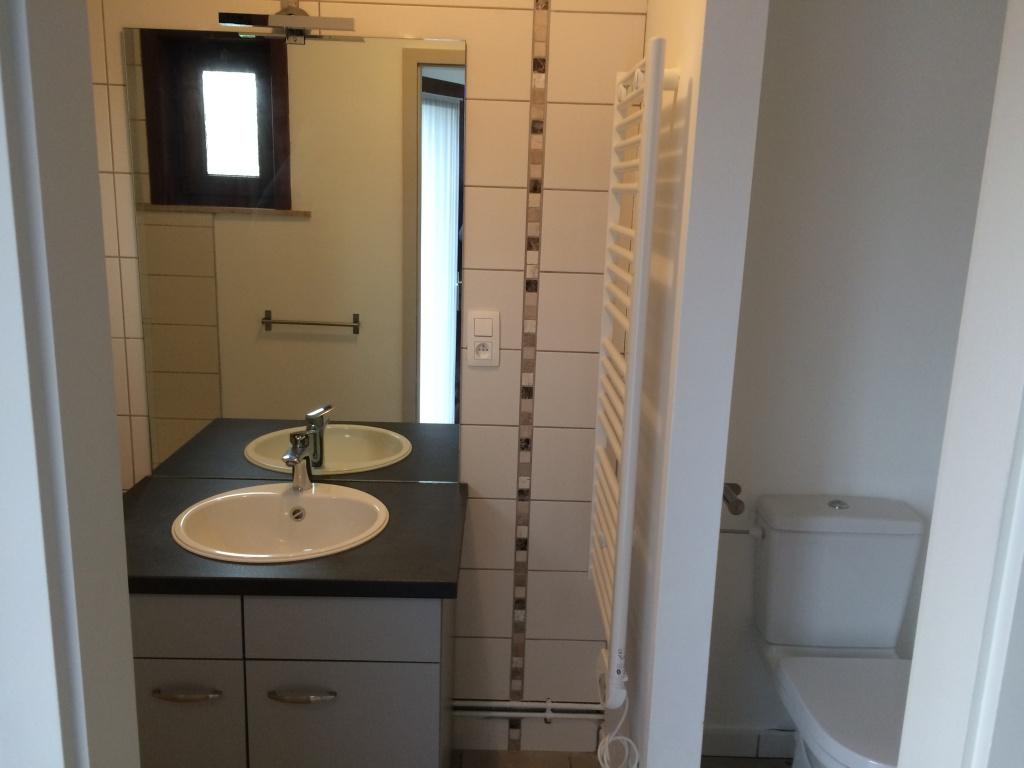 salle de bain résidence
